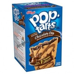 Kellogg's Pop tarts chocolate chip