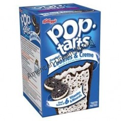 Kellogg's Pop tarts cookie n cream oreo