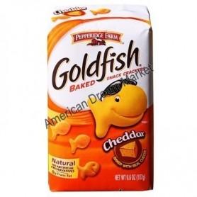 Goldfish gout cheddar