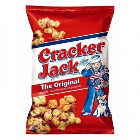 Cracker jack pop corn