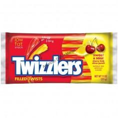 HERSHEY'S Twizzlers TWISTS Sucrés et Acidulés