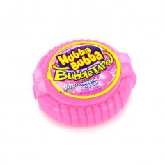 Hubba bubba bubble tape sour raspberry