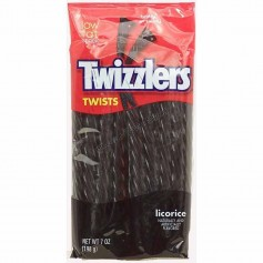 Twizzlers TWISTS goût  chocolate
