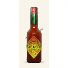 Tabasco buffalo