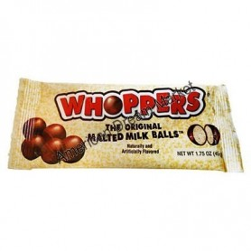 Hershey whoppers