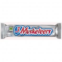 3 Musketeers bites