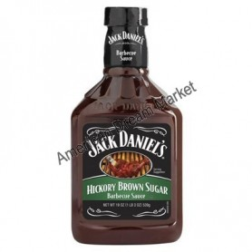 Jack Daniel's hickory brown sugar