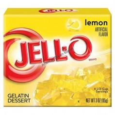 Jell-O Gellée à la cerise