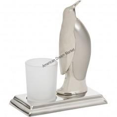 Photophore silver penguin