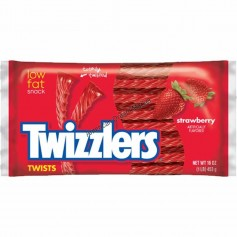 HERSHEY'S Twizzlers TWISTS  strawberry lemonade