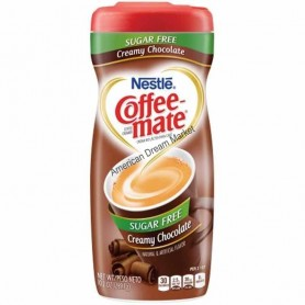 Coffeemate creamy chocolate
