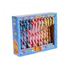 Candy cane jelly belly par 12