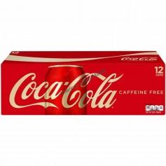 CocaCola caffeine free