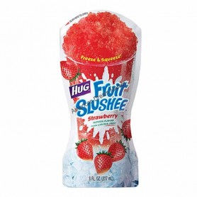 Hug fruit slushee strawberry