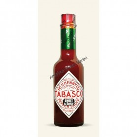 Tabasco sweet and spicy