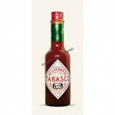 Tabasco steak sauce