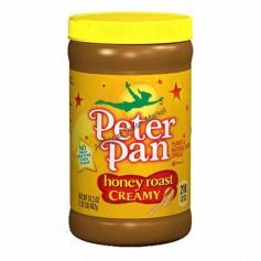 Peter pan peanut butter honey roast crunchy
