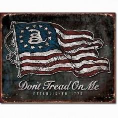 DTMO vintage flag