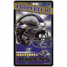 Property of baltimore ravens