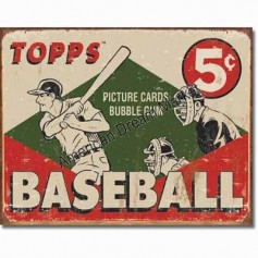 Topps 1955 baseball box