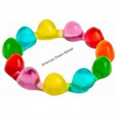 Efrutti gummi bracelets