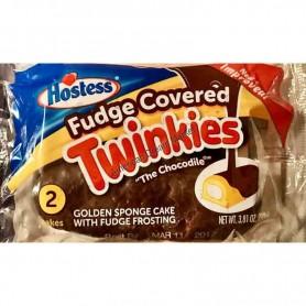 Hostess fudge covered twinkies