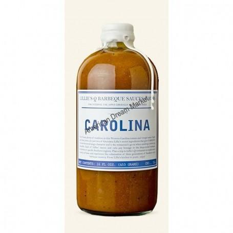 Lillie's Q BBQ sauce carolina