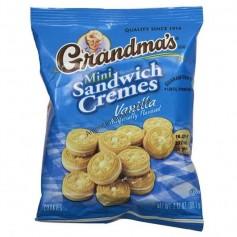 Grandmas mini sandiwh cremes
