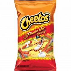 Cheetos crunchy flamin'hot 226g