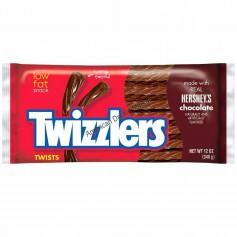 Twizzlers twists chocolate 340G