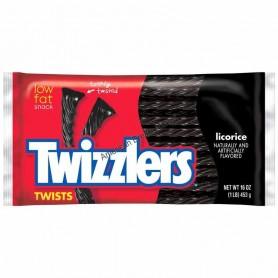 Twizzlers twists licorice 453G