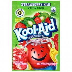 Kool Aid strawberry kiwi sachet