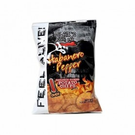 Blair's habanero pepper chips PM