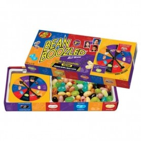 Jelly Belly bean boozled spinner wheel game