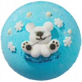 Boule de bain polar express