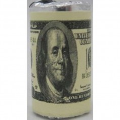 Money mints roll candy