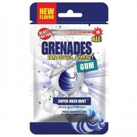 Grenades gum super-uber mint