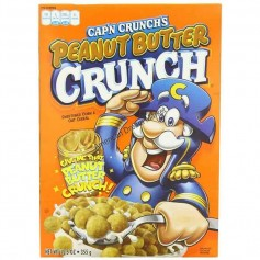 Cap'n'crunch peanut butter crunch