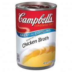 Campbells' chicken broth