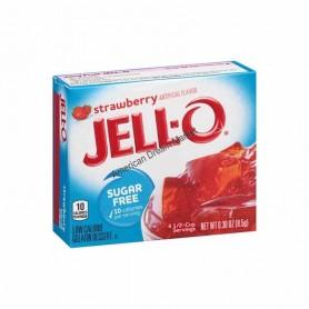 Jell-O Gellée à la fraise sans sucre