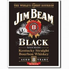 Jim beam black label