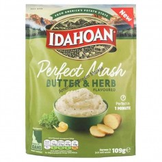 Idahoan perfect mask butter and herb