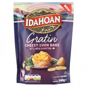 Idahoan gratin cheesy oven bake