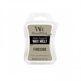 WoodWick cire fireside