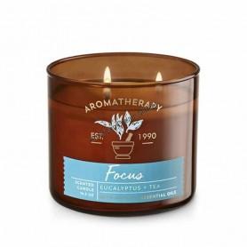 BBW bougie aromatherapy focus