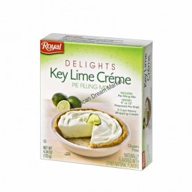 Royal key lime crème pie filling mix