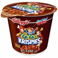 Kellogg's cocoa krispies cup