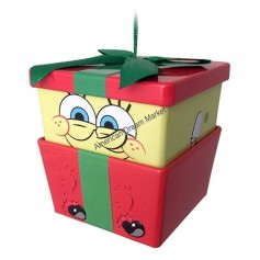 Sponge bob square pants candy filled gift box