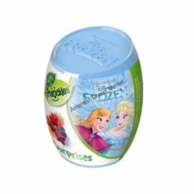 Disney frozen surprise candy capsule