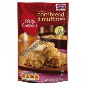 Betty crocker cornbread and muffin mix